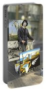 Painter In Spain Series 23 Portable Battery Charger