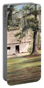 Spanish House Mission San Luis Tallahassee Portable Battery Charger