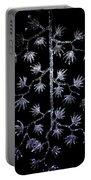 Sparkling Diamond Snowflakes Portable Battery Charger