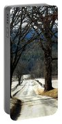 Silence Of Winter Portable Battery Charger