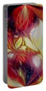 Speaking In Flames Portable Battery Charger