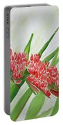 Spear Lily Portable Battery Charger