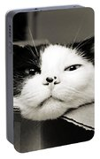 Special Delivery It's Pepper The Cat  Portable Battery Charger