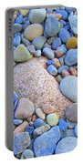 Speckled Stones Portable Battery Charger