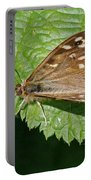 Speckled Wood Butterfly Portable Battery Charger