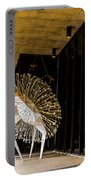 Spectacular Plumage Portable Battery Charger