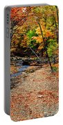 Spectrum Of Color Portable Battery Charger by Frozen in Time Fine Art Photography
