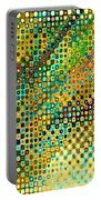 Spex Future Abstract Art Portable Battery Charger