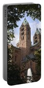 Speyer Dom Spires Portable Battery Charger