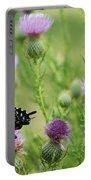 Spicebush Swallowtail Heaven Portable Battery Charger