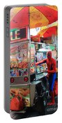 Spider Man Hot Dogs Portable Battery Charger