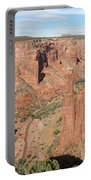 Spider Rock  Canyon De Chelly Portable Battery Charger