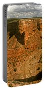 Spider Rock - Canyon De Chelly Portable Battery Charger