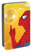 Spiderman 3 Portable Battery Charger