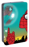 Spiderman 4 Portable Battery Charger