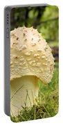 Spiked Mushrooms Portable Battery Charger
