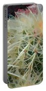 Spiny Barrel Cactus Portable Battery Charger