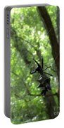 Spiny Orb Weaver Portable Battery Charger