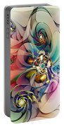 Spiral Mania 3 Portable Battery Charger