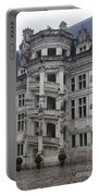 Spiral Staircase Chateau Blois  Portable Battery Charger