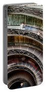 Spiral Staircase No4 Portable Battery Charger