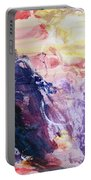 Spirit Of Life - Abstract 1 Portable Battery Charger