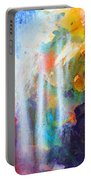 Spirit Of Life - Abstract 5 Portable Battery Charger