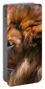 Spirit Of The Lion Portable Battery Charger