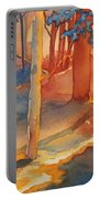 Spiritual Forest Portable Battery Charger