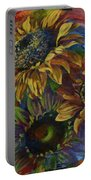 Spiritual Growth Portable Battery Charger