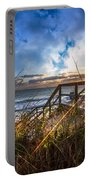 Spiritual Renewal Portable Battery Charger by Debra and Dave Vanderlaan