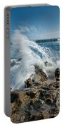 Splash In Motion  Portable Battery Charger