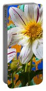 Splash Of Color Portable Battery Charger