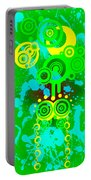 Splattered Series 3 Portable Battery Charger