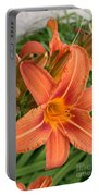 Splendid Day Lily Portable Battery Charger