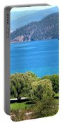Splendid Kalamalka Lake Portable Battery Charger