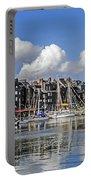 Splendor Of Honfleur Portable Battery Charger