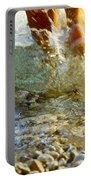 Splish Splash Portable Battery Charger by Heiko Koehrer-Wagner