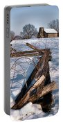 Split Rail And Nation Portable Battery Charger