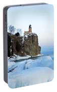 Split Rock Lighthouse Portable Battery Charger