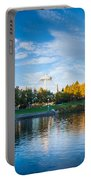 Spokane Reflections Portable Battery Charger
