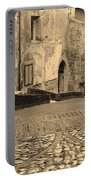Spoleto Street 3 In Umbria Italy Portable Battery Charger