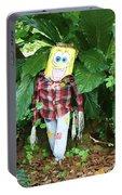 Sponge Bob Scarecrow Portable Battery Charger