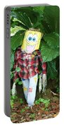 Sponge Bob Scarecrow Portable Battery Charger