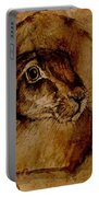 Spooked Hare Portable Battery Charger
