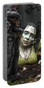 Spookie Lady Portable Battery Charger