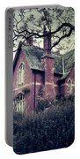 Spooky House Portable Battery Charger