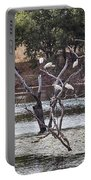 Spoonbill Gathering Portable Battery Charger