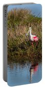 Spoonbill Island Hoping Portable Battery Charger