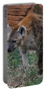 Spotted Hyena Portable Battery Charger